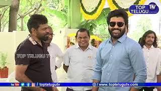 Sharwanand Sreekaram Movie Launch || Sharwanand || Sukumar || Top Telugu TV