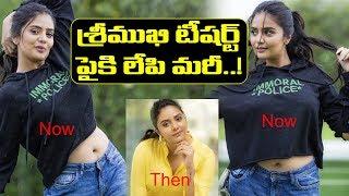 Anchor Srimukhi Stunning Photoshoot | Tollywood Actress Latest Updates | Top Telugu TV