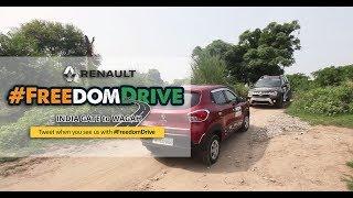 Renault Freedom Drive: Day 02- Karnal to Panchkula