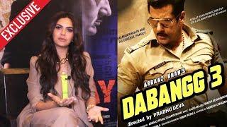Esha Gupta Reaction On Salman Khans DABANGG 3