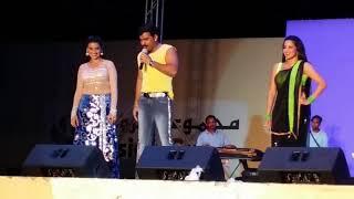Pawan singh,Akshra singh & Monalisa Hindi Bhojpuri Star Night
