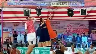 Dinesh Lal Yadav Nirahua & Aamrapali Dubey||Janakpur Holi Hungama||For Show Booking:- +9779803845728