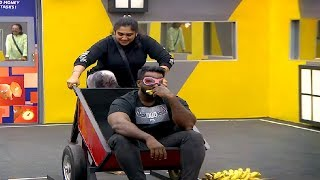 BIGG BOSS TAMIL 3 Vanitha Task|2nd July 2019 Promo 3|Vijay Tv BB3 Promo 3|Bigg Boss tamil|Day 9