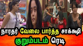 BIgg Boss Tamil 3|2nd july 2019 full episode|BB Tamil 3|Sakshi Kurumbadam|Bigg Boss Tamil 3 Promo