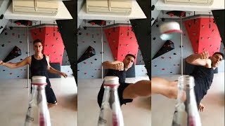 Akshay Kumar Video Showing His MARTIAL ART Skills Will Shock You   #BottleCapChallenge Jason Statham