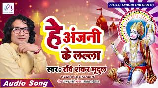 मंगलवार स्पेशल : हनुमान जी के भक्त इस भजन को जरूर सुनें - Hey Anjani Ke Lala- New Balaji Bhajan 2019
