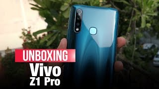 Vivo Z1 Pro promises good show for gamers with SD712 processor; AI camera a highlight | ETPanache