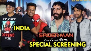 Spider-Man: Far From Home INDIA Special Screening | Tom Holland