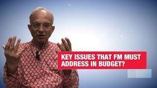 Swaminathan Aiyar on key issues FM Sitharaman must address in Budget 2019 | Economic Times