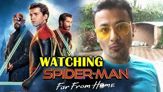 Spider-Man: Far From Home Excitement | Expectations | Watching Now | Tom Holland