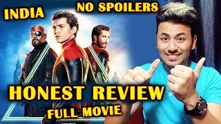 Spider-Man: Far From Home HONEST REVIEW | INDIA | FULL MOVIE | TOM HOLLAND