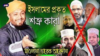 ইসলামের প্রকৃত শত্রু কারা | তারেক আবেদীন | Mawlana Tareq Abedin | Bangla Waz | 2019