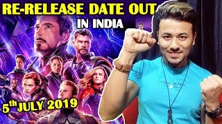 Its OFFICIAL! Avengers: Endgame (India) Re-Release Date Is OUT – Fans Assemble!