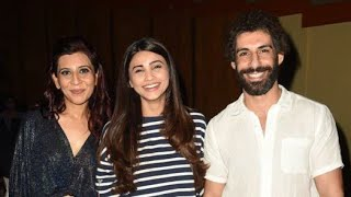 Daisy Shah & Jim Sarbh At Dance With Joy 2019 Initiative Of Art In Motion