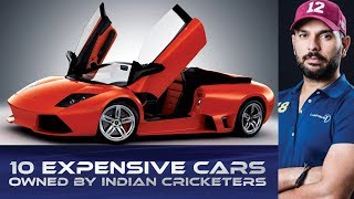 10 Expensive cars owned by Indian cricketers