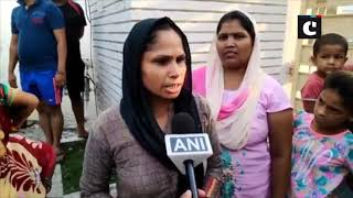 Residents in UP's Moradabad forced to use contaminated water