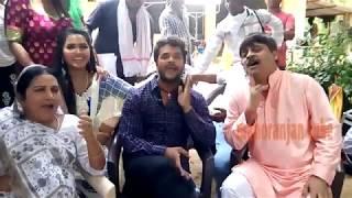 khesari lal yadav और kajal raghwani || masti