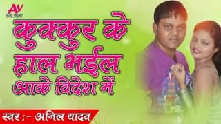 Kukkur Ke Hal Bhail  कुक्कुर के हाल भईल   Singer- Anil Yadav Bhojpuri song 2017