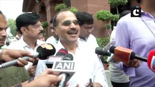 Nothing new, budget is old wine in a new bottle, says Adhir Ranjan Chowdhury