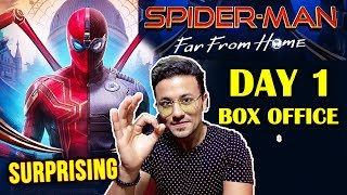 Spider-Man: Far From Home INDIA 1st Day Box Office Collection | Tom Holland