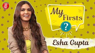 My Firsts: Esha Gupta Reveals Her First Acting Gig Was Playing A Grandmother