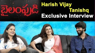 Hero Harish Vijay & Actress Tanishq Exclusive Interview | Bellampudi Movie 2019 | Top Telugu TV
