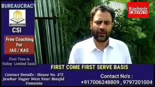 Congress Leader Altaf Malik Urges Governor Administration To Revoke The Order Of Ban On Civil Vehicu