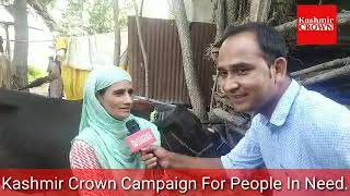 #SpecialReport Helping Those Who Are In Need Kashmir Crown A Small Step Towards Changing Lives In
