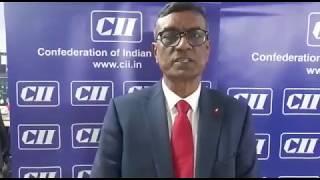 Mr. C S Ghosh, Chairman, CII Eastern Region on Budget 2019