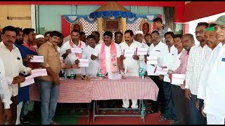 GHMC Elections Ko Lekar TRS Party Workers Ki Meeting At NJ Garden | @ SACH NEWS |