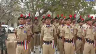 Dhrangdhra |Camps of 300 NCC Cadets have been organized | ABTAK MEDIA