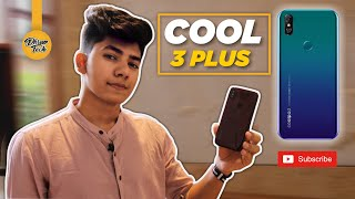 [[HINDI] Coolpad Cool 3 plus First Look l Specifications And Price In India l worth it or not?