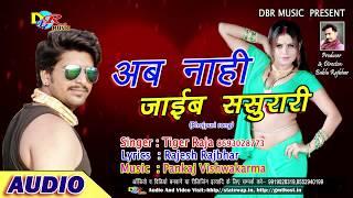 अब नाही जाईब ससुरारी || टाइगर राजा || Super Hits Bhojpuri song 2019