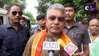 He probably doesn't know Bengal: Dilip Ghosh on Amartya Sen's 'Jai Shri Ram' remark