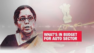 Budget 2019: What's in it for the auto sector | Economic Times