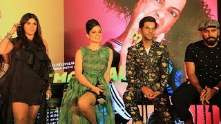 JudgeMentall Hai Kya Song Launch | FULL VIDEO | Kangana Ranaut | Rajkumar Rao