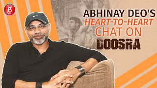 Abhinay Deos Heart-To-Heart Chat About Doosra Being Called Sourav Ganguly's Biopic
