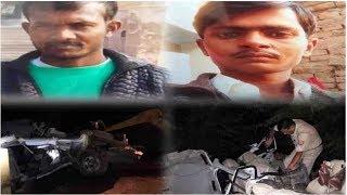 uttar pradesh accident / बेकाबू कार सई नदी के पुल से टकराई, दो भाइयों की मौत, तीन गंभीर रूप से घायल
