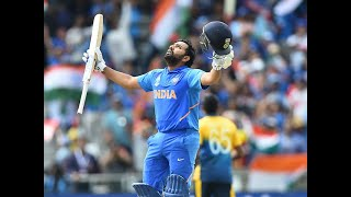 Rohit Sharma becomes first batsman to score 5 centuries in a World Cup
