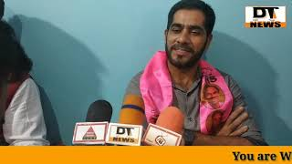 TRS continuously Membership Campaign lot of people joining Inayath ali baqri