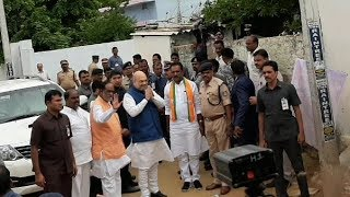 Amit Shah In Hyderabad Pahadishareef | Membership Drive In Telangana | @ SACH NEW S|