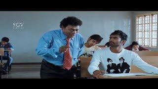 Sadhu Kokila & Loose Mada Yogesh New Kannada Comedy Scenes || Ambara Movie