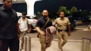 Laal Singh Chaddha | Aamir Khan Spotted In A New Look At Mumbai Airport