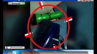 Panchmahal: ફોનનું રિસીવર બાજુમાં મૂકી MGVCLના કર્મચારીઓ ઊંઘતા ઝડપાયા