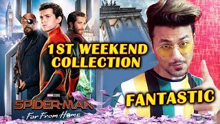 SpiderMan Far From Home 1st WEEKEND Collection INDIA | Official Box Office  | Tom Holland
