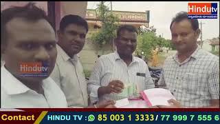 ముస్తాబాద్ మండలం పోతుగల్ గ్రామంలో  టిఆర్ఎస్ సభ్యత్వ నమోదు  కార్యక్రమం