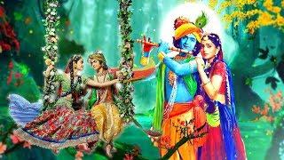 Radha krishna whatsapp status  kanha soja jara