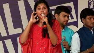 Singer Smitha Song Of rally For Rivers Live Music