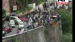 Srisailam Dam Water Level Today || Beautiful waterfalls tourism places in srisailam || entertainment