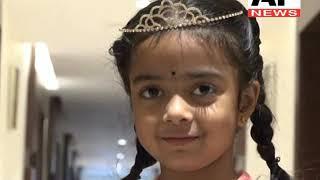 international fashion show joiner little princess yamini || ap news || world fashion show